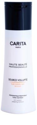 Carita Haute Beauté Professionnelle champô nutritivo para cabelo seco