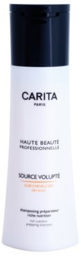 Carita Haute Beauté Professionnelle hranilni šampon za suhe lase