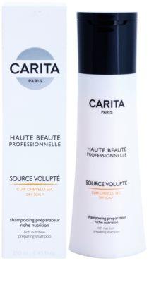 Carita Haute Beauté Professionnelle Shampoo mit ernährender Wirkung für trockenes Haar 1
