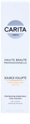 Carita Haute Beauté Professionnelle Shampoo mit ernährender Wirkung für trockenes Haar 2