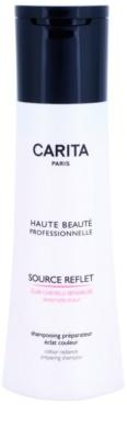 Carita Haute Beauté Professionnelle erneuerndes Shampoo für gefärbtes und geschädigtes Haar