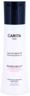 Carita Haute Beauté Professionnelle obnovující šampon pro barvené a poškozené vlasy