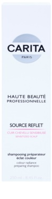 Carita Haute Beauté Professionnelle obnovující šampon pro barvené a poškozené vlasy 2