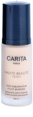 Carita Haute Beauté Teint make-up a ráncok ellen SPF 15