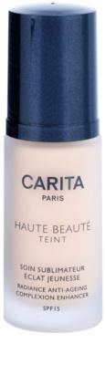 Carita Haute Beauté Teint maquilhagem antirrugas SPF 15