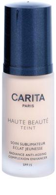 Carita Haute Beauté Teint podkład przeciwzmarszczkowy SPF 15