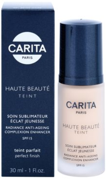 Carita Haute Beauté Teint protivráskový make-up SPF 15 2