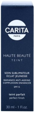 Carita Haute Beauté Teint make-up a ráncok ellen SPF 15 3