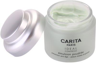 Carita Ideal Controle emulsión con efecto polvos para pieles mixtas y grasas 1
