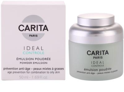 Carita Ideal Controle emulsión con efecto polvos para pieles mixtas y grasas 2