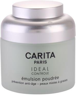Carita Ideal Controle emulsión con efecto polvos para pieles mixtas y grasas