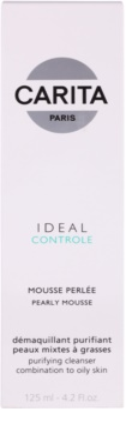 Carita Ideal Controle Reinigungsschaum für fettige und Mischhaut 2