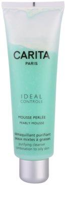 Carita Ideal Controle espuma limpiadora para pieles mixtas y grasas