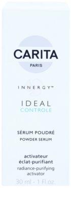 Carita Ideal Controle szérum a kitágult pórusok csökkentésére 3