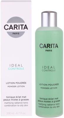 Carita Ideal Controle tonik kombinált és zsíros bőrre 1