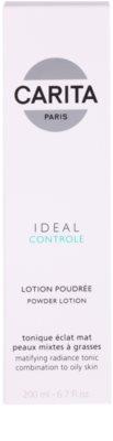 Carita Ideal Controle tonik kombinált és zsíros bőrre 2