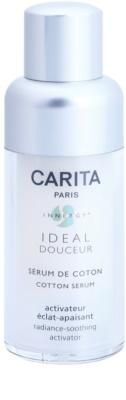 Carita Ideal Douceur emulsão hidratante para apaziguar a pele