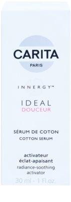 Carita Ideal Douceur Feuchtigkeitsemulsion zur Beruhigung der Haut 3