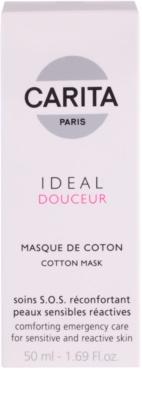 Carita Ideal Douceur zklidňující maska pro citlivou pleť 2