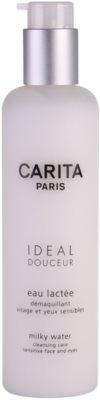 Carita Ideal Douceur pielęgnacja oczyszczająca do skóry wrażliwej i do okolic oczu