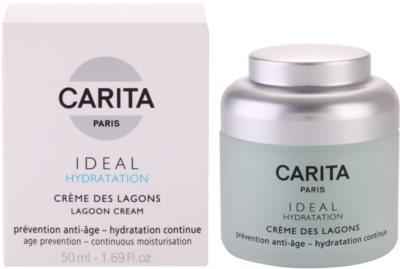 Carita Ideal Hydratation vlažilna krema proti gubam 2
