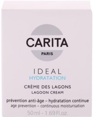 Carita Ideal Hydratation vlažilna krema proti gubam 3