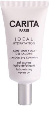 Carita Ideal Hydratation vlažilni gel za predel okoli oči