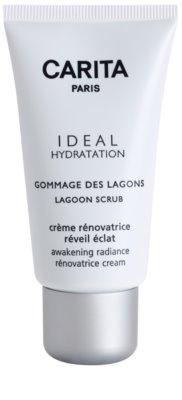 Carita Ideal Hydratation пилинг за лице за успокояване на кожата