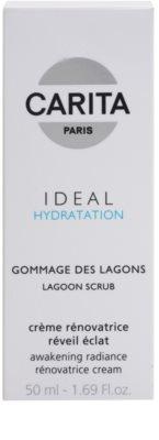 Carita Ideal Hydratation arcpeeling az arcbőr megnyugtatására 2