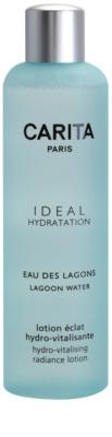 Carita Ideal Hydratation čistilna voda za obraz z vlažilnim učinkom