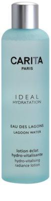 Carita Ideal Hydratation tisztító arcvíz hidratáló hatással