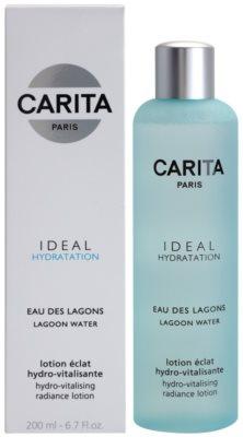Carita Ideal Hydratation tónico limpiador facial  con efecto humectante 1