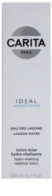 Carita Ideal Hydratation tónico limpiador facial  con efecto humectante 2