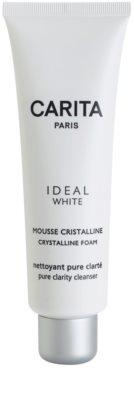 Carita Ideal White espuma facial para calmar la piel