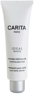 Carita Ideal White пяна за лице за успокояване на кожата