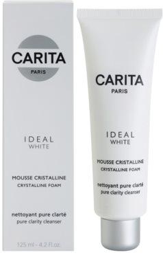 Carita Ideal White hab az arcra az arcbőr megnyugtatására 1