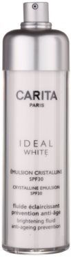 Carita Ideal White aufhellende Emulsion SPF 30