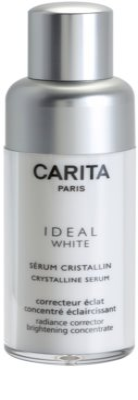 Carita Ideal White сироватка для зменшення ознак старіння для обличчя проти пігментних плям
