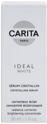 Carita Ideal White pleťové sérum redukující projevy stárnutí proti pigmentovým skvrnám 2
