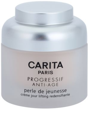 Carita Progressif Anti-Age verjüngende Tagescreme mit Lifting-Effekt für alle Hauttypen