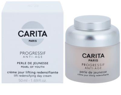 Carita Progressif Anti-Age verjüngende Tagescreme mit Lifting-Effekt für alle Hauttypen 2