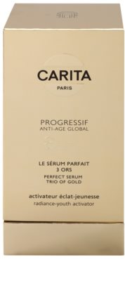 Carita Progressif Anti-Age Global Serum für komplexe Anti-Faltenpflege für die Erneuerung der Hautzellen 3