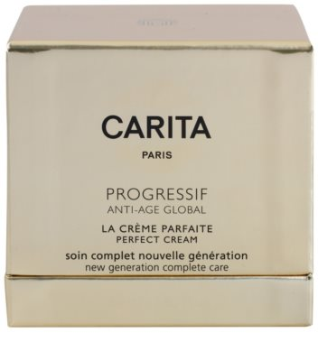 Carita Progressif Anti-Age Global teljes körű fiatalító ápolás minden bőrtípusra 3