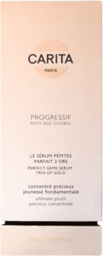 Carita Progressif Anti-Age Global protivráskové sérum se zlatem 3
