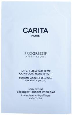 Carita Progressif Anti-Wrinkles kisimító maszk a szem köré