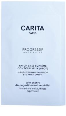 Carita Progressif Anti-Wrinkles розгладжуюча маска для шкріри навколо очей