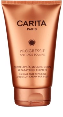 Carita Progressif Anti-Age Solaire crema cu efect calmant dupa expunere la soare cu efect de întărire