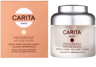 Carita Progressif Anti-Age Solaire crema calmante con efecto lifting after sun 1