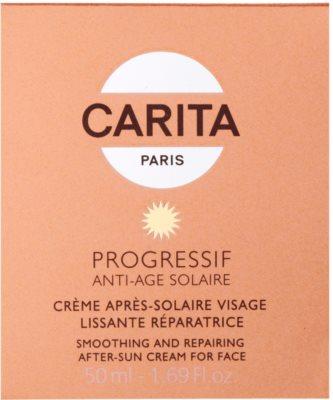 Carita Progressif Anti-Age Solaire розгладжуючий та заспокоюючий крем після засмаги 2