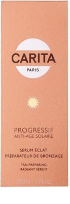 Carita Progressif Anti-Age Solaire posvetlitveni in vlažilni serum pred sončenjem 2